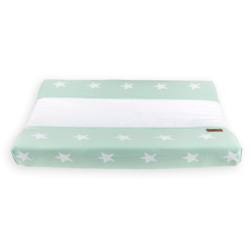 Stars Changing Mat Cover 45x70cm - Beautiful Bambino