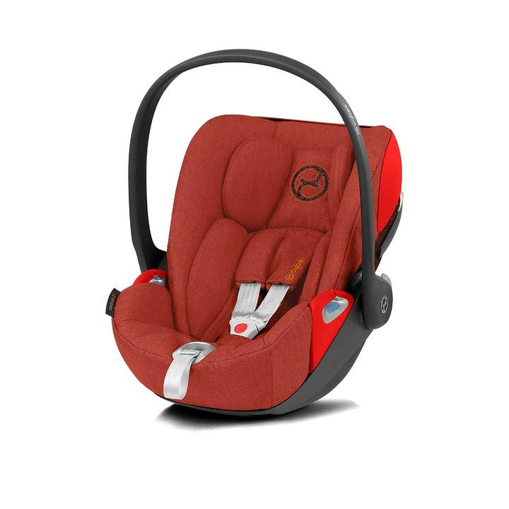 Cybex Cloud Z i-Size Plus Car Seat - 2020 - Autumn Gold - Beautiful Bambino
