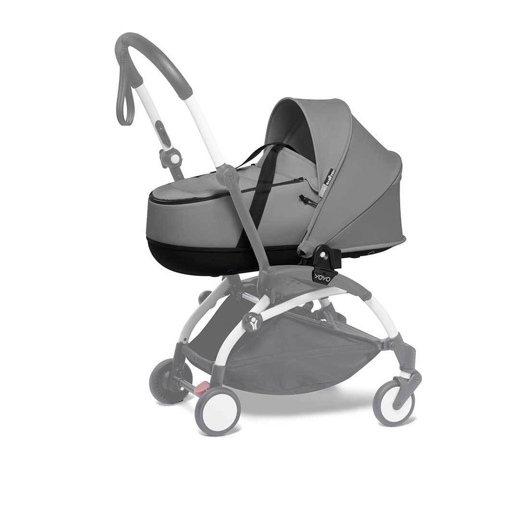 BABYZEN YOYO Bassinet - Grey