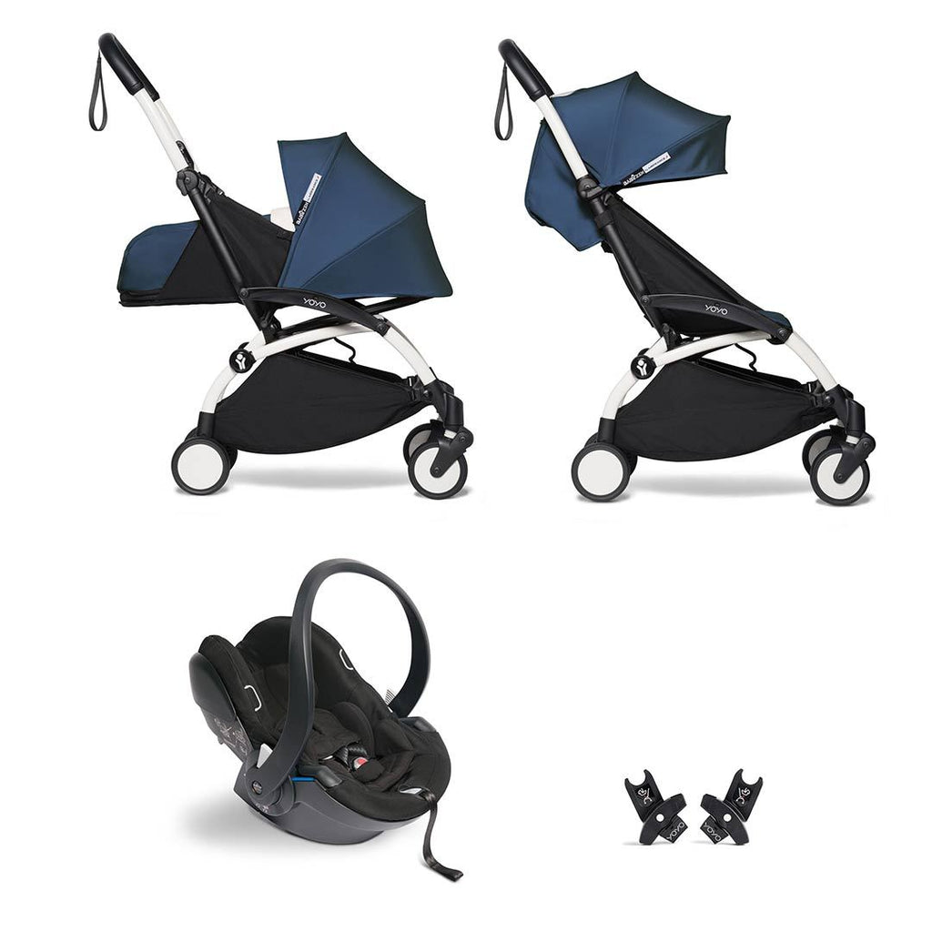 BABYZEN YOYO2 Travel System - Air France Blue