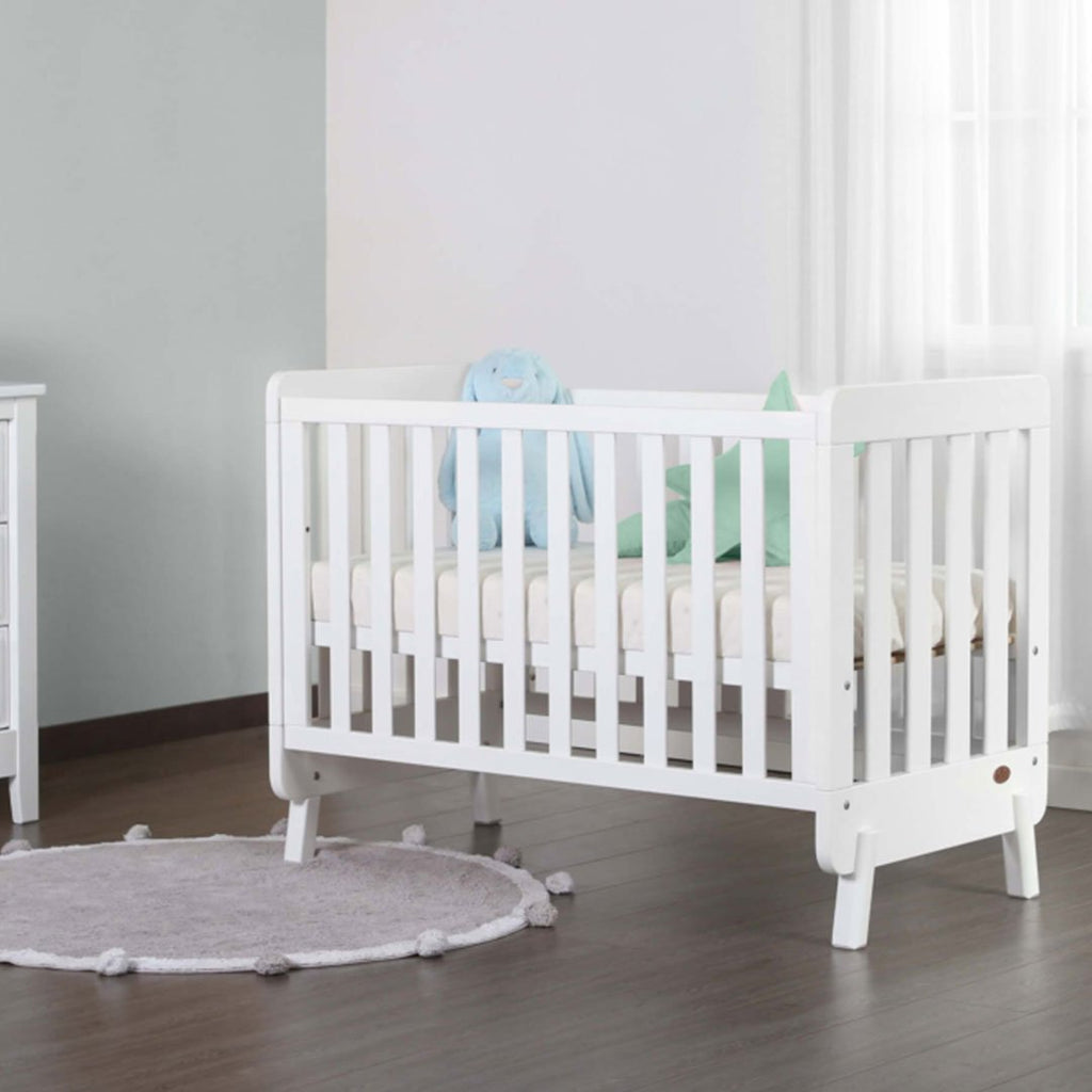 Boori Natty Cot Bed - White