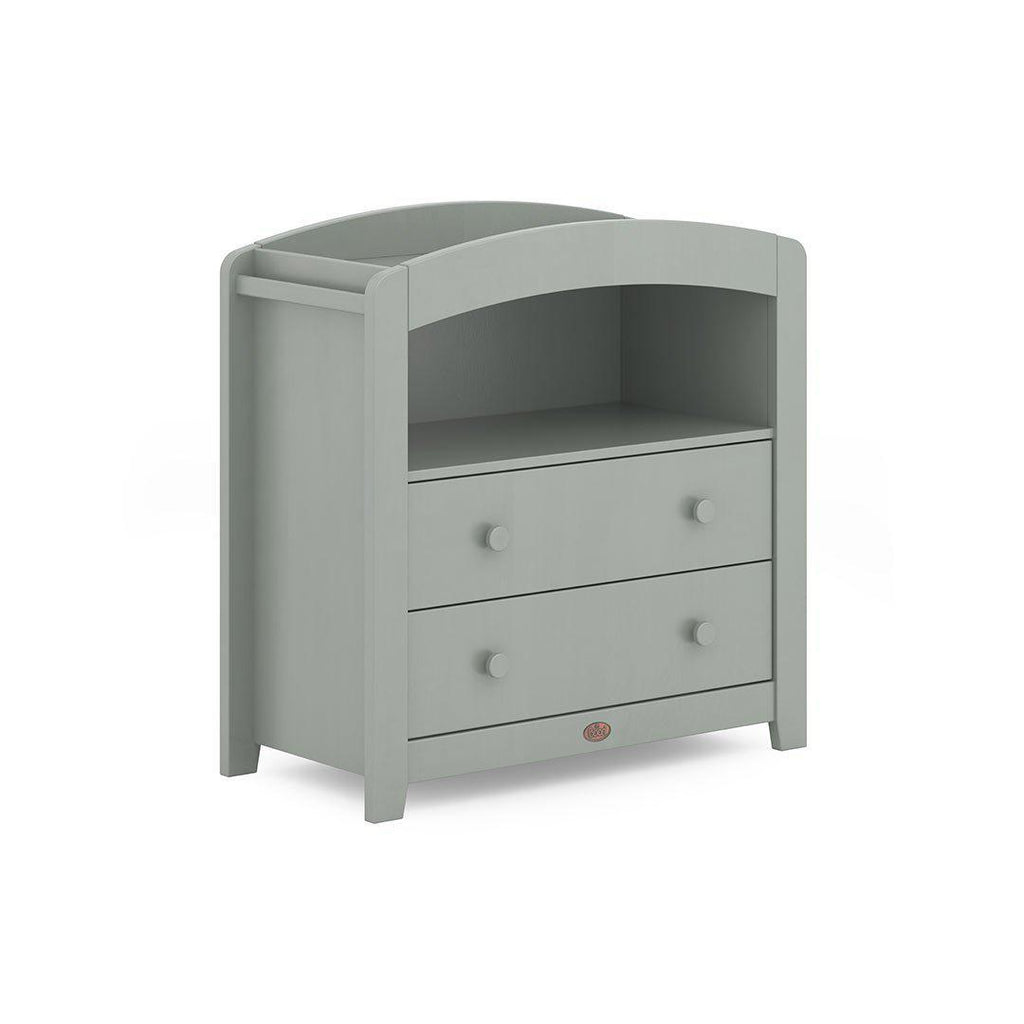 Boori Curved 2 Drawer Chest - Pebble