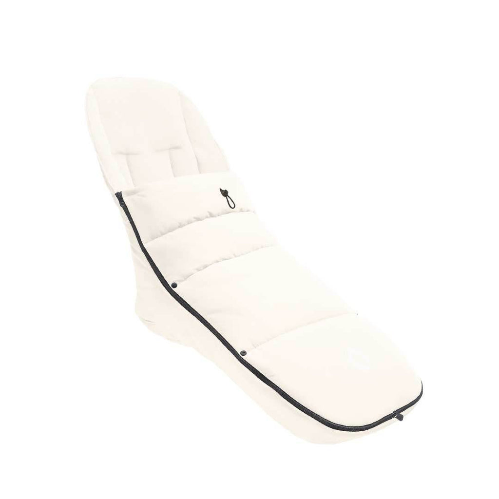 Bugaboo Footmuff - Fresh White - Beautiful Bambino