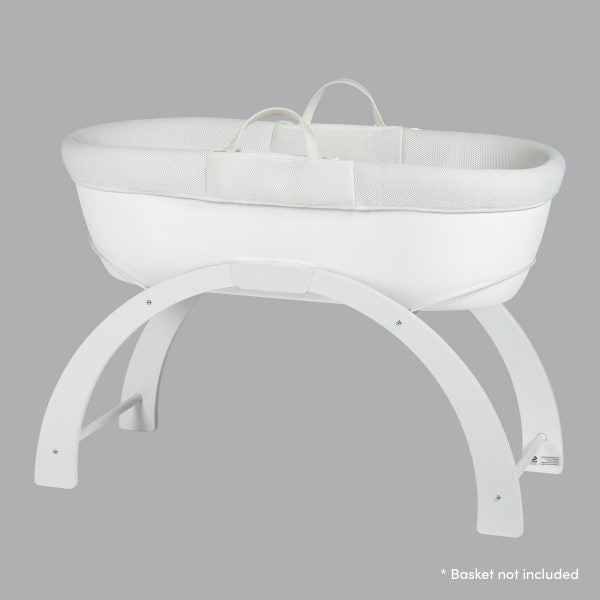 Shnuggle Curved Moses Basket Stand - Beautiful Bambino
