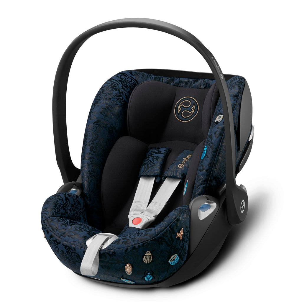 Cybex Cloud Z i-Size Car Seat - Jewels of Nature
