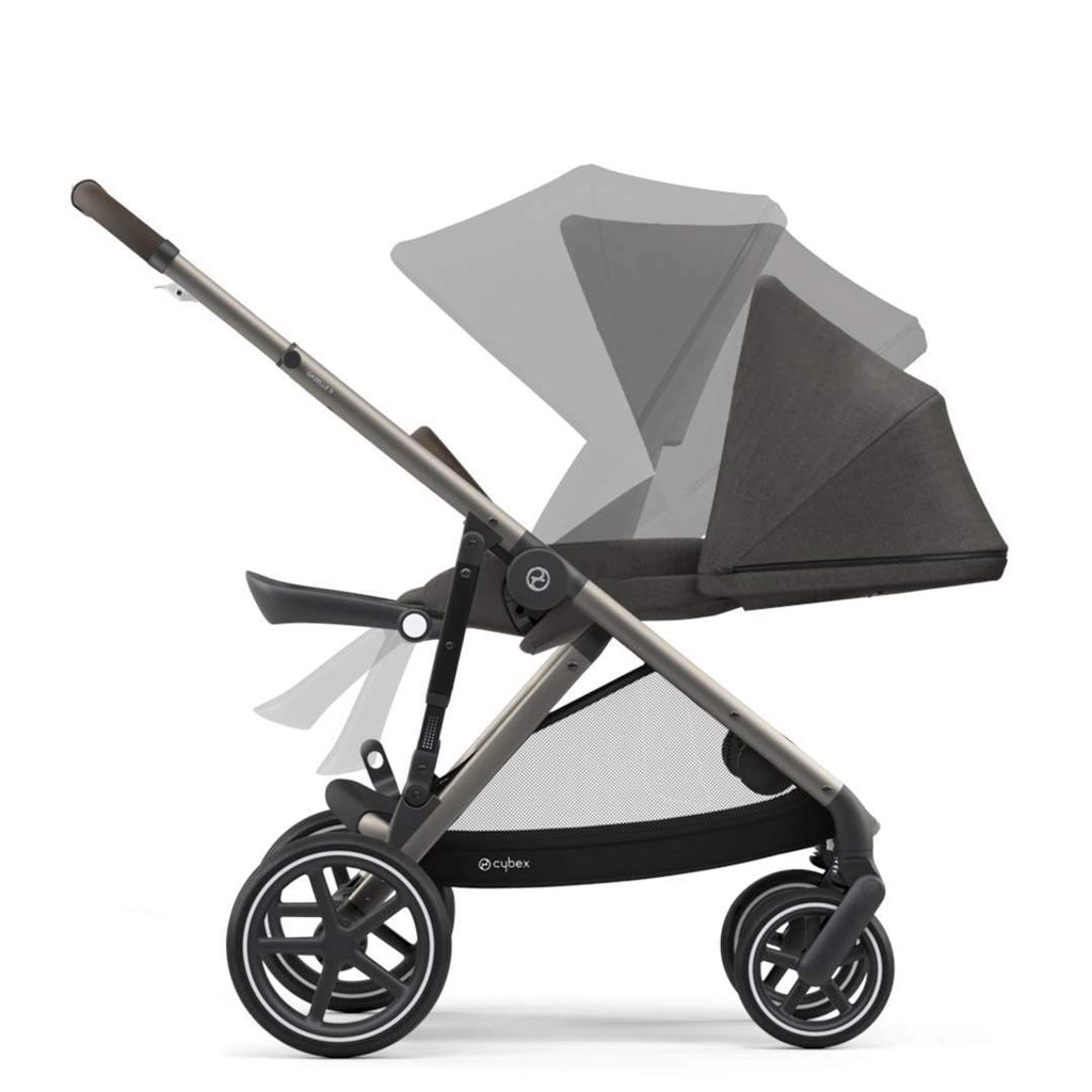 Cybex Gazelle S Pushchair - TPE - Soho Grey