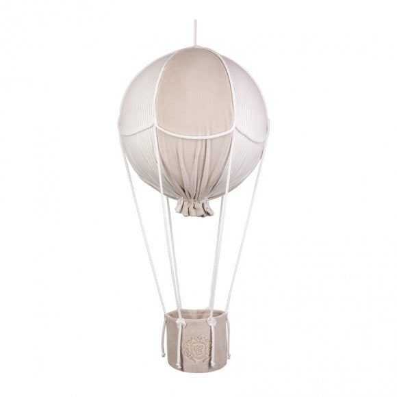 Caramella Decorative Hot-Air Balloon - Golden Sand - Beautiful Bambino