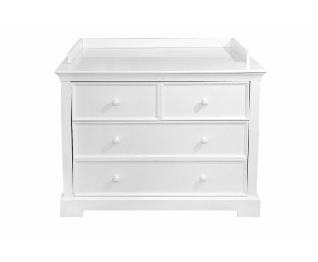Caramella French Line Dresser with Changing Station - Beautiful Bambino