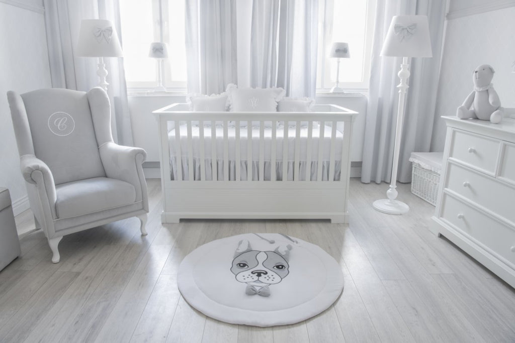 Caramella Educational Mat with Frenchie - Beautiful Bambino