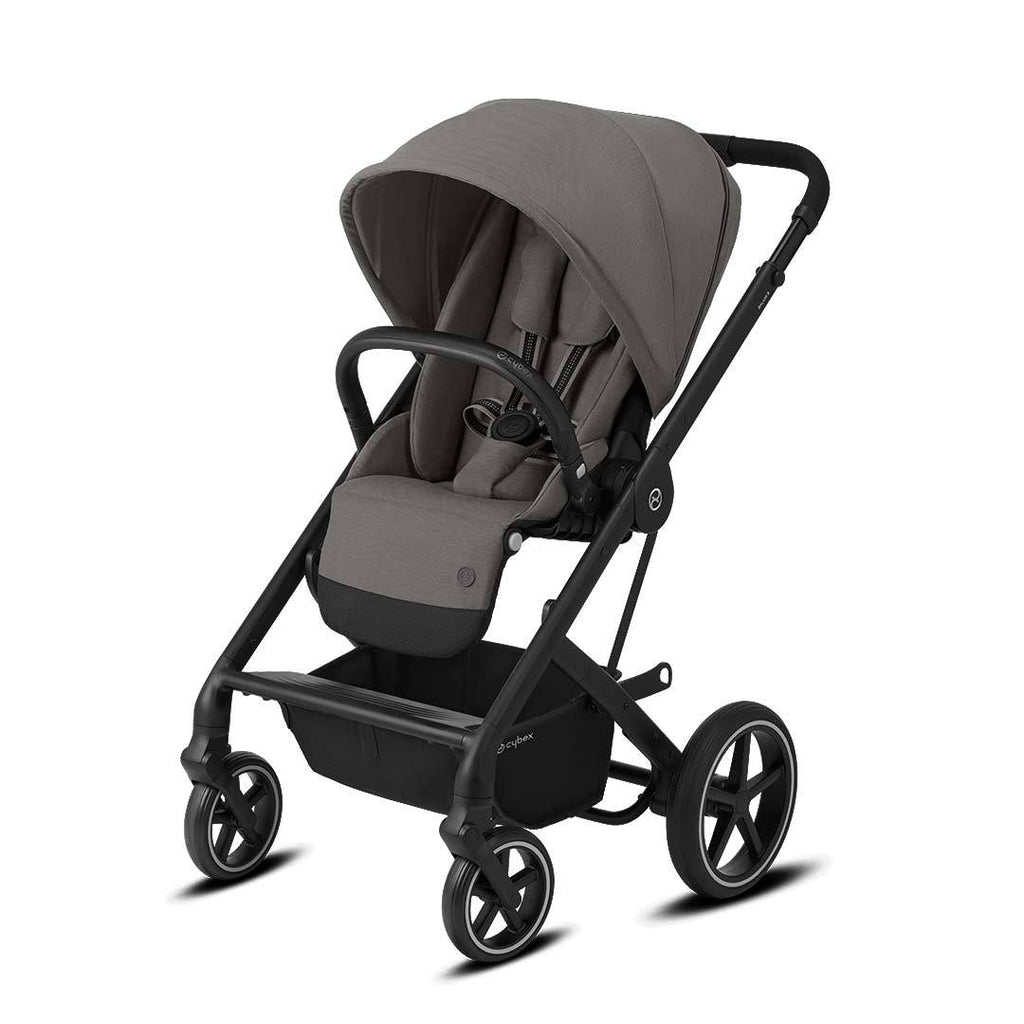 Cybex Balios S Lux Pushchair - Soho Grey & Black