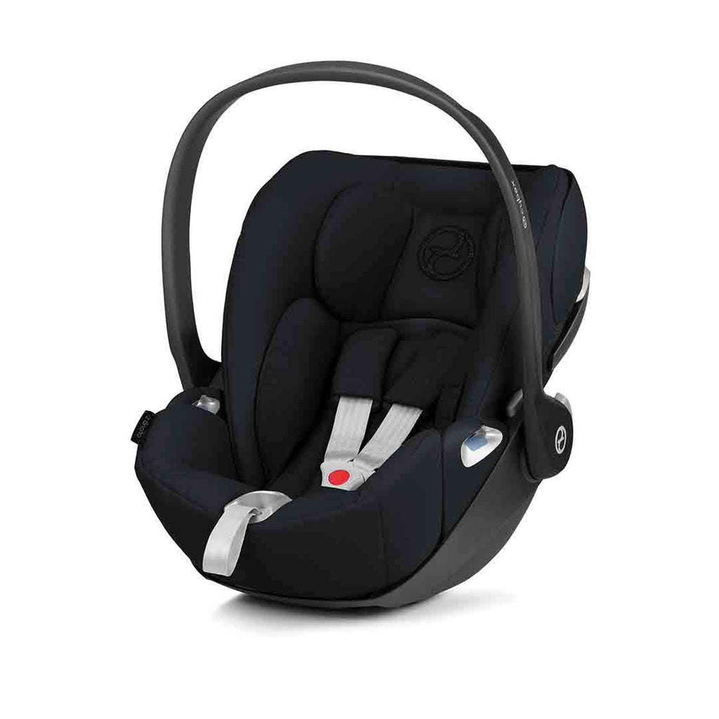 Cybex Cloud Z i-Size Car Seat 2020 - Deep Black