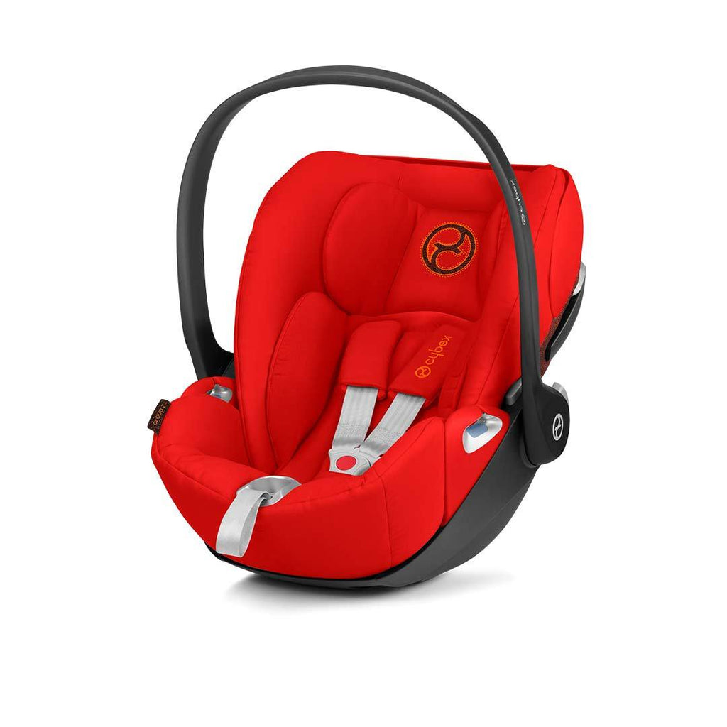 Cybex Cloud Z i-Size Car Seat 2020 - Autumn Gold
