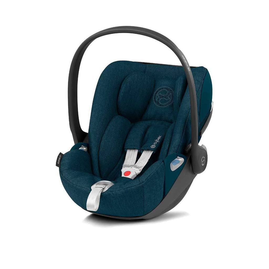 Cybex Cloud Z i-Size Plus Car Seat - 2020 - Mountain Blue - Beautiful Bambino