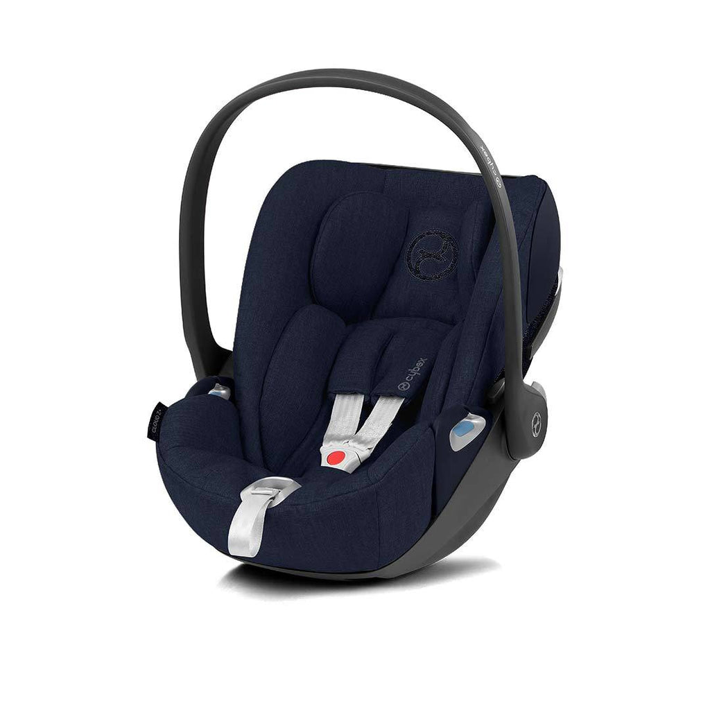 Cybex Cloud Z i-Size Plus Car Seat - 2020 - Nautical Blue - Beautiful Bambino