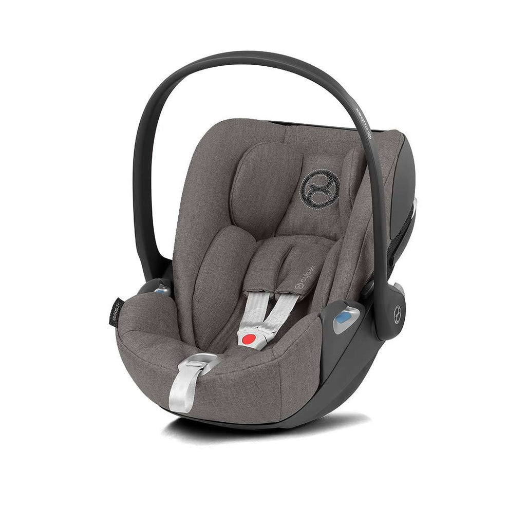Cybex Cloud Z i-Size Plus Car Seat - 2020 - Soho Grey - Beautiful Bambino