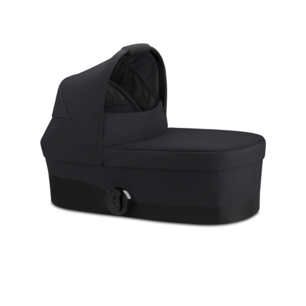 Cybex Cot S - 2020 - Deep Black - Beautiful Bambino