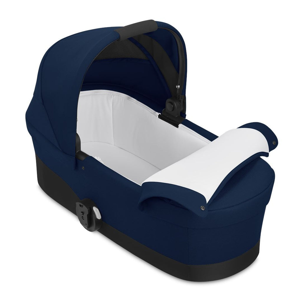 Cybex Cot S - 2020 - Navy Blue - Beautiful Bambino