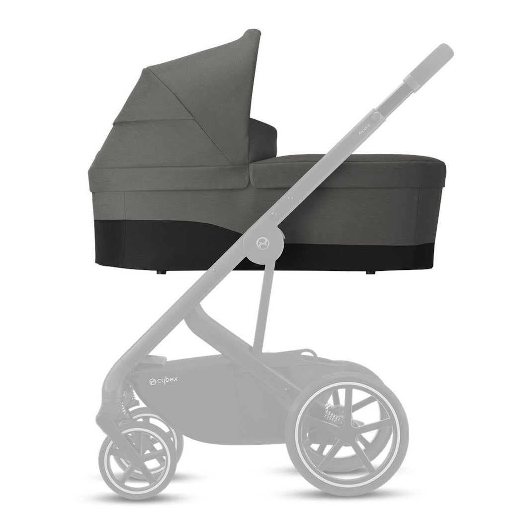 Cybex Cot S - 2020 - Soho Grey - Beautiful Bambino