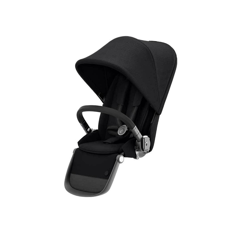 Cybex Gazelle S Seat Unit - BLK - Deep Black
