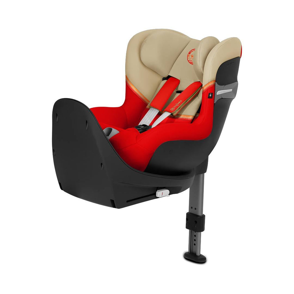 Cybex Sirona S i-Size Car Seat 2020 - Autumn Gold