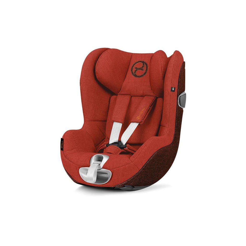Cybex Sirona Z i-Size Plus Car Seat - 2020 - Autumn Gold - Beautiful Bambino