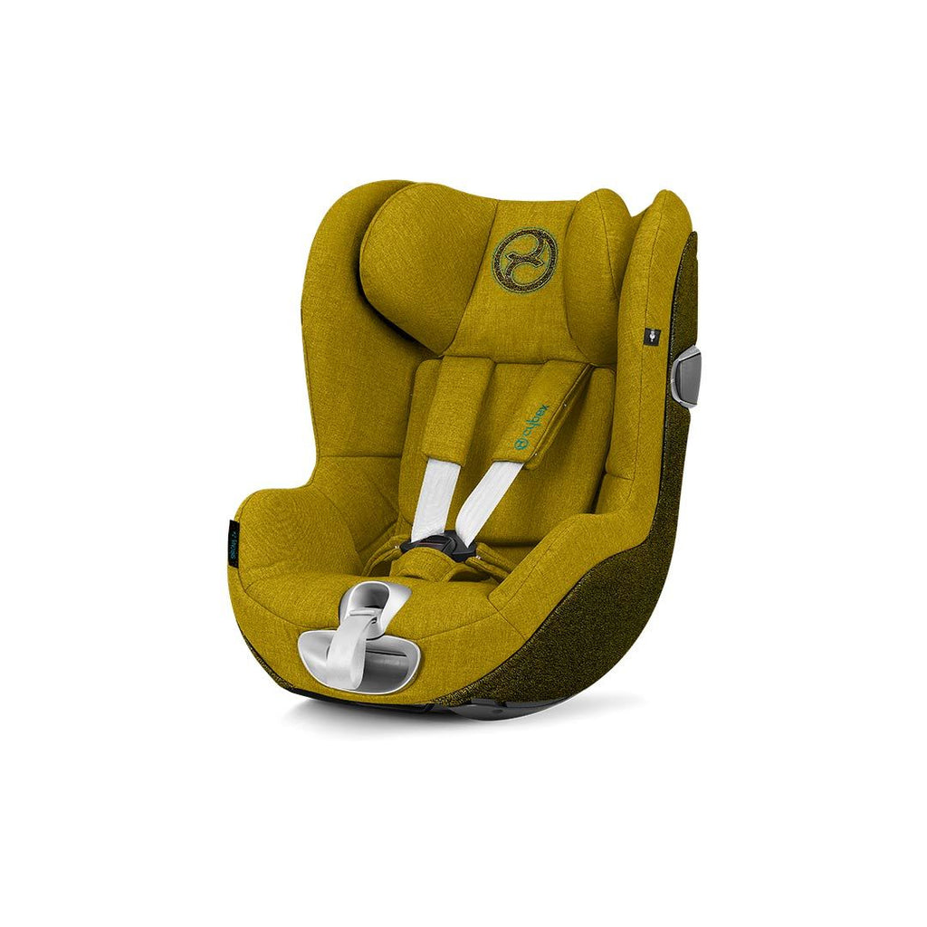 Cybex Sirona Z i-Size Plus Car Seat - 2020 - Mustard Yellow - Beautiful Bambino