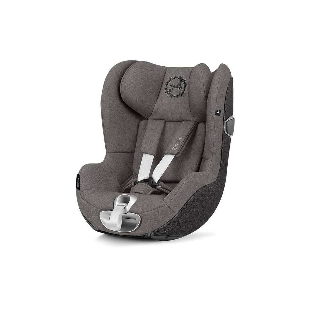 Cybex Sirona Z i-Size Plus Car Seat - 2020 - Soho Grey - Beautiful Bambino
