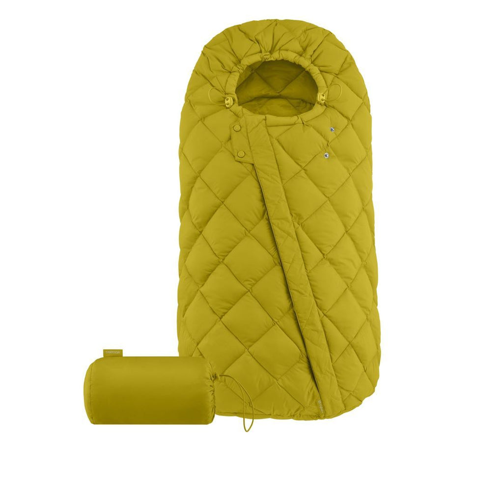 Cybex Snogga Footmuff - Mustard Yellow - Beautiful Bambino