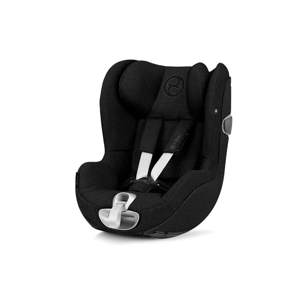 Cybex Sirona Z i-Size Plus Car Seat - 2020 - Deep Black - Beautiful Bambino
