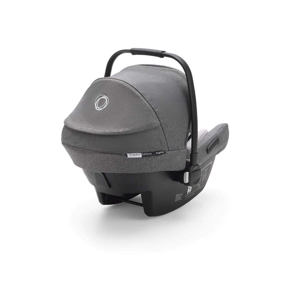 Bugaboo Turtle Air by Nuna Car Seat - Grey