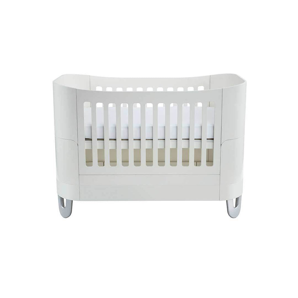 Gaia Serena Complete Sleep Baby Bed - White