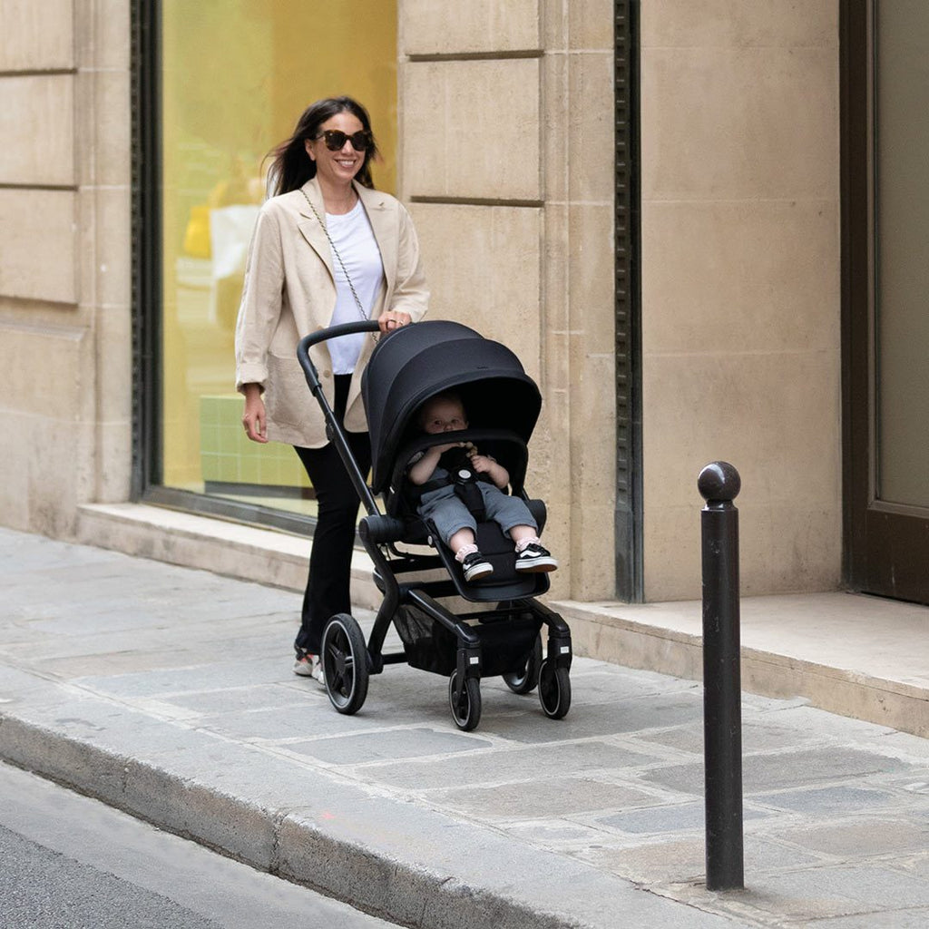 Joolz Hub+ Pushchair - Brilliant Black