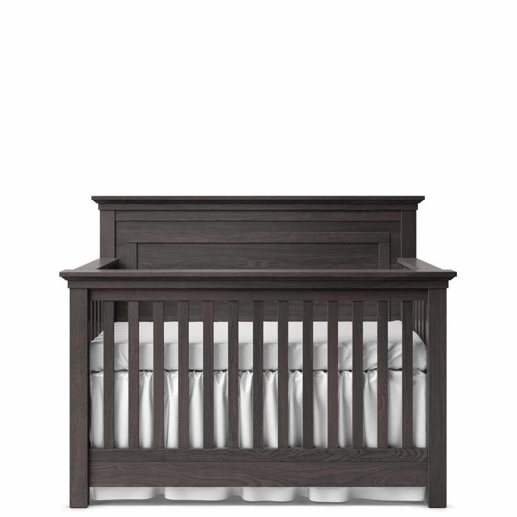 Karisma Convertible Crib / Solid Back - Beautiful Bambino