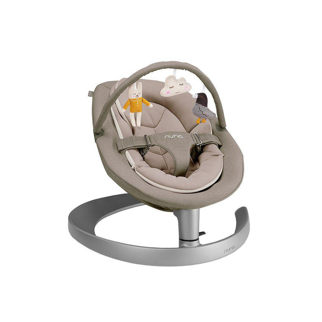 Nuna LEAF Grow Rocker - Biscotti