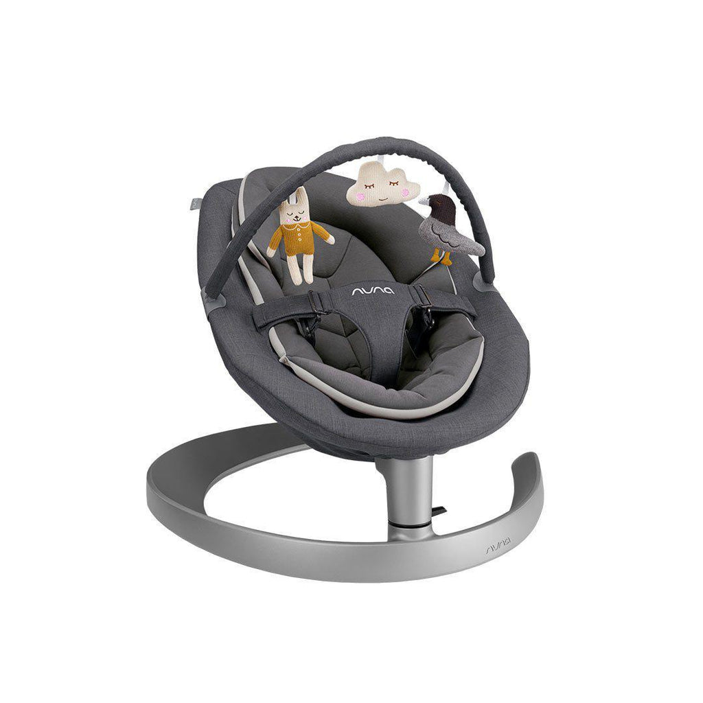 Nuna LEAF Grow Rocker - Granite