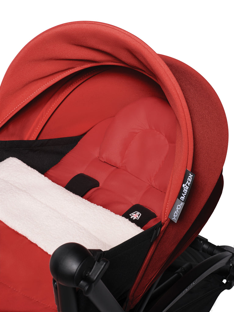 BABYZEN YOYO² Complete Stroller - Red - Beautiful Bambino