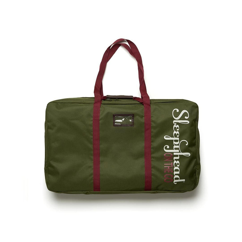 Sleepyhead Deluxe Transport Bag - Moss - Beautiful Bambino