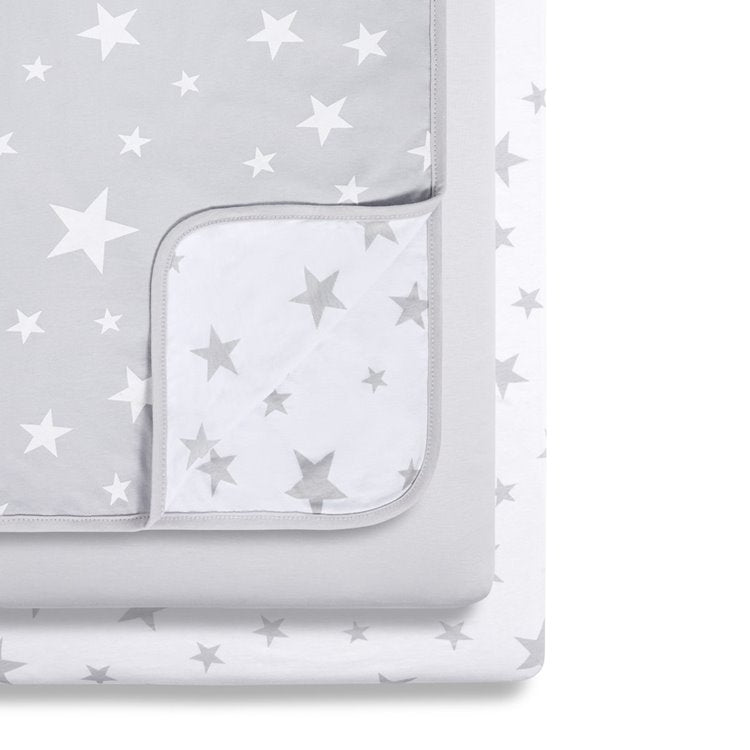 Snuz 3pc Crib Bedding Set - Stars - Beautiful Bambino