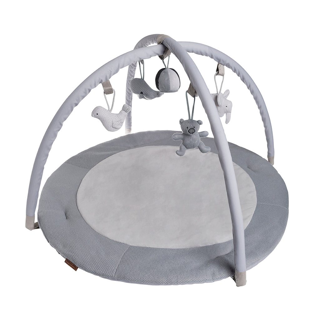 Baby's Only Activity Play Mat Silver Grey - Beautiful Bambino