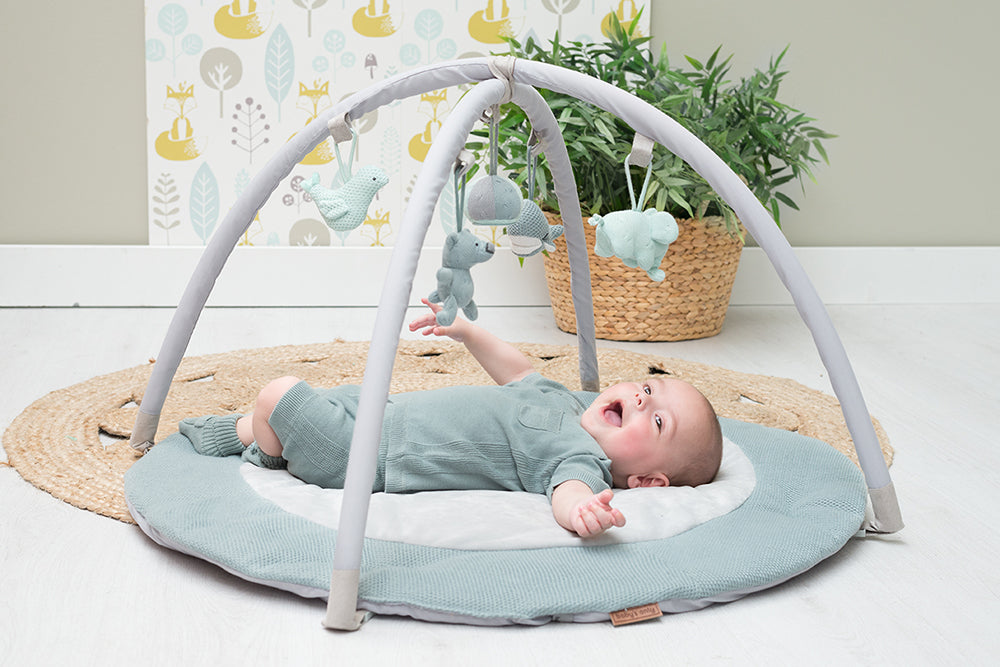 Baby's Only Activity Play Mat Stonegreen - Beautiful Bambino