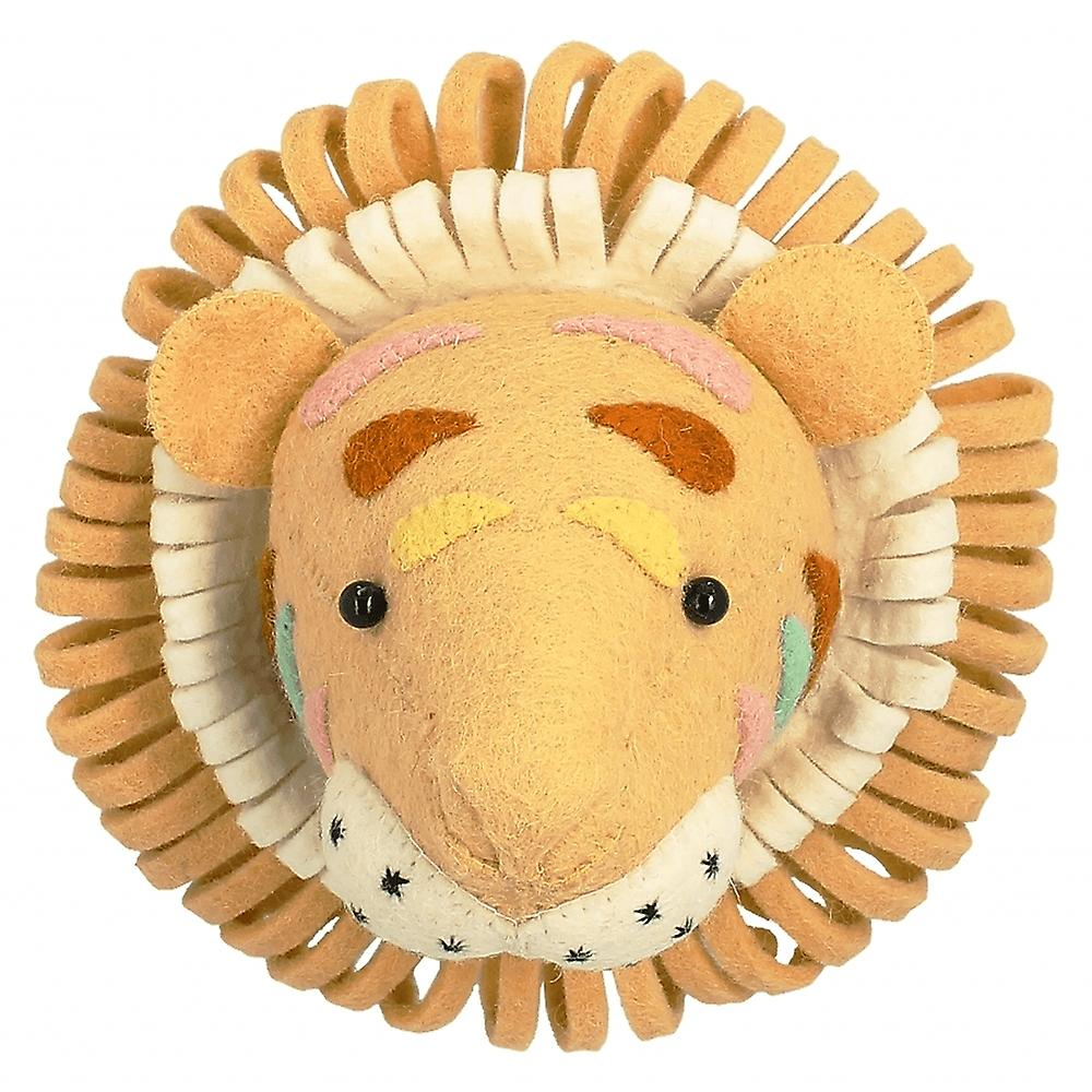 Fiona Walker Natural Pastel Lion head (Mini) - Beautiful Bambino