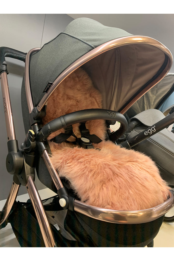 Luxury Sheepskin Seat Liner - Beautiful Bambino