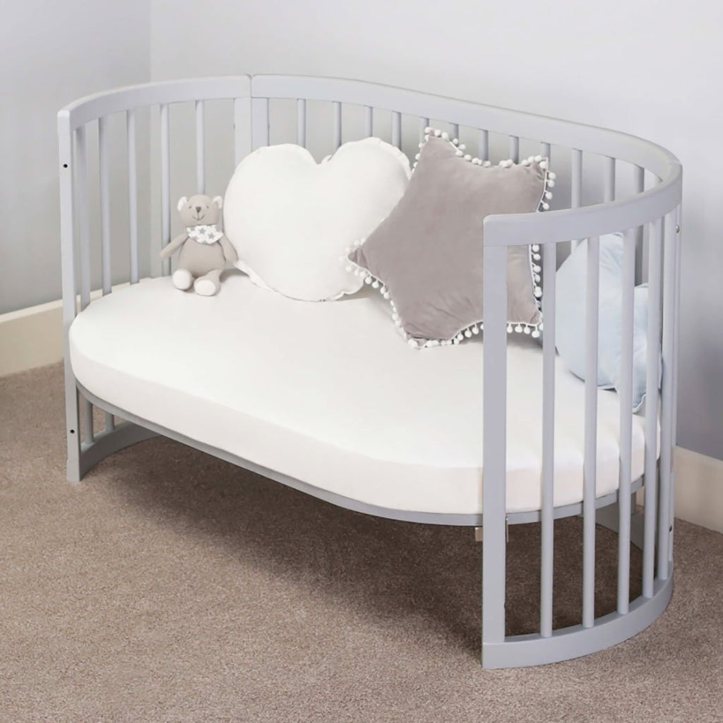 Boori Oasis Oval Cot - Pebble