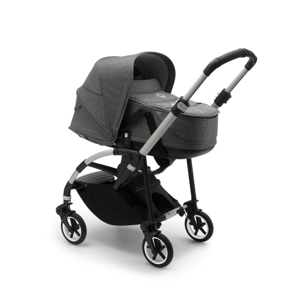 Bugaboo Bee6 Carrycot Complete - Grey Melange