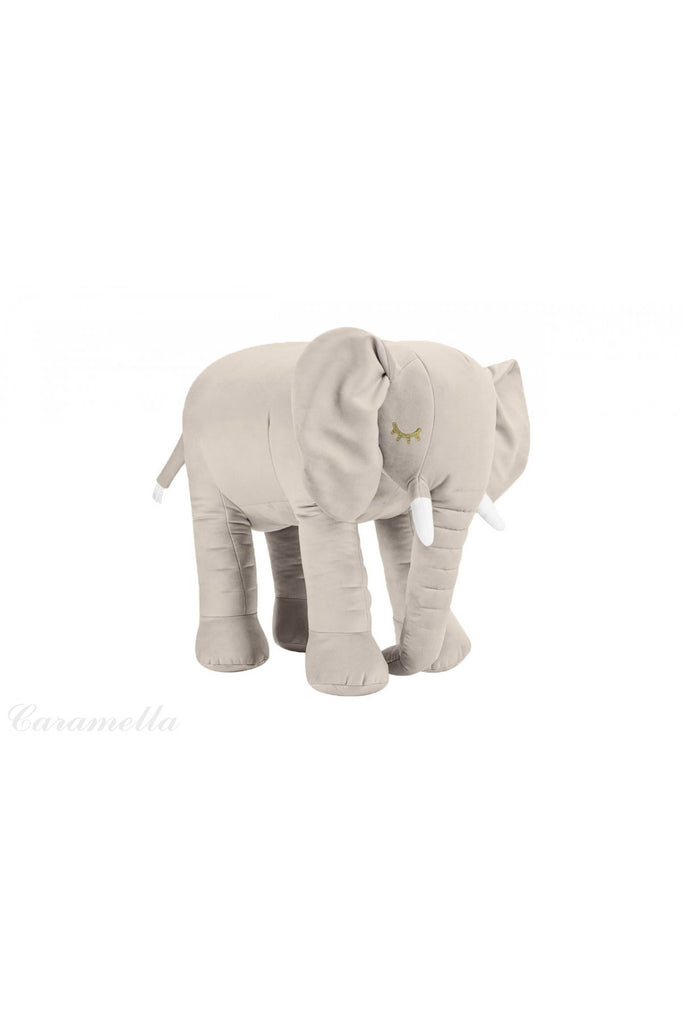 Caramella Decorative Beige Elephant - Beautiful Bambino