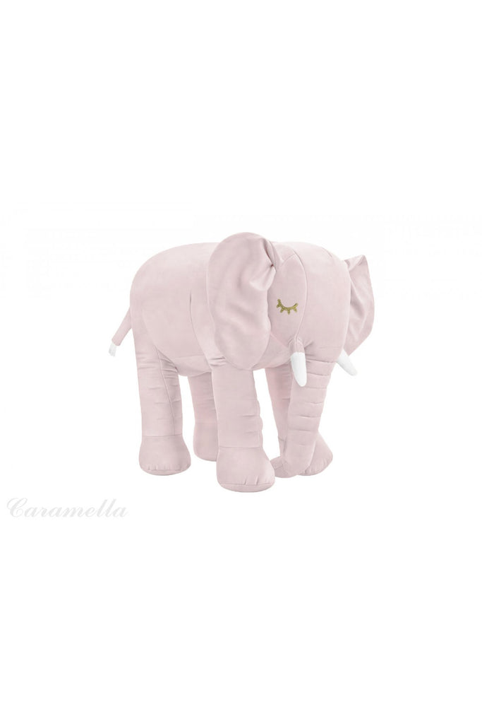 Caramella Decorative Baby Pink Elephant - Beautiful Bambino