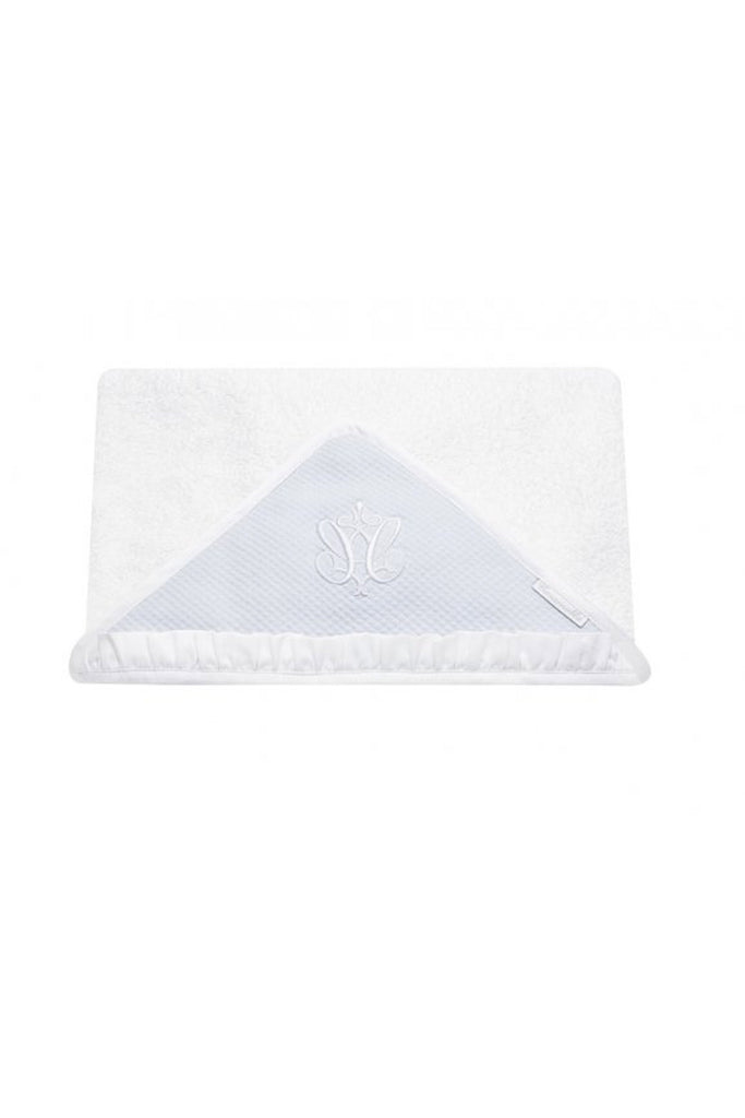 Caramella Towel Pure Grey - Beautiful Bambino