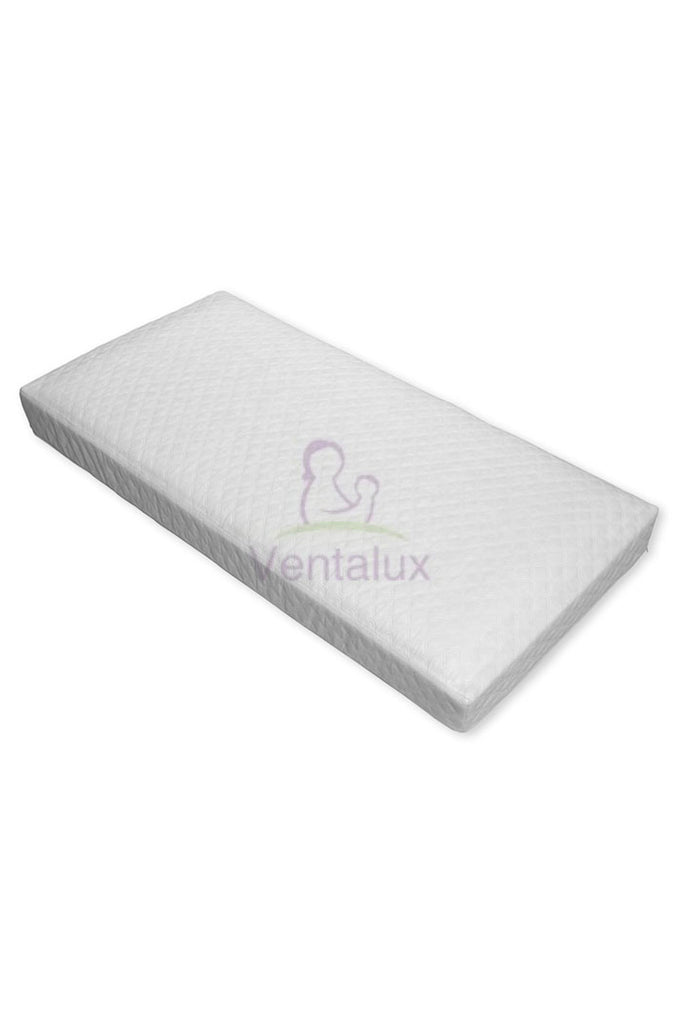 Ventalux Quilted Sprung Interior Cot Mattress - Beautiful Bambino