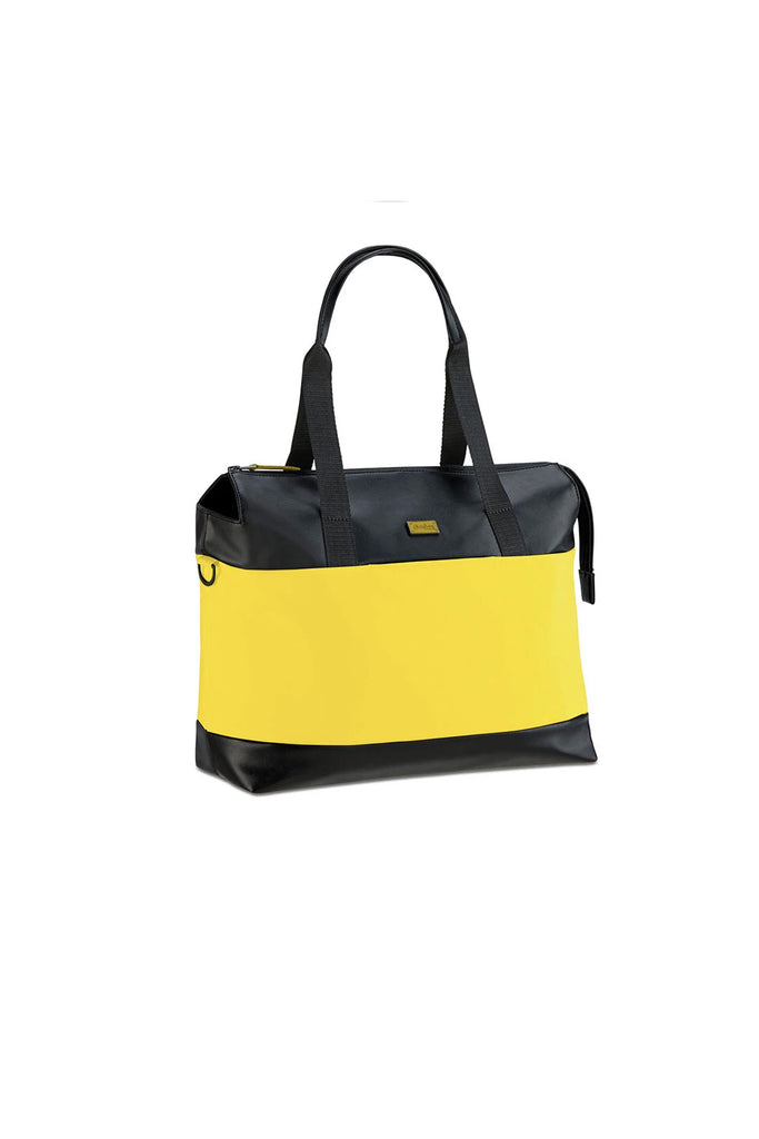 Cybex Mios Changing Bag - 2020 - Mustard Yellow - Beautiful Bambino