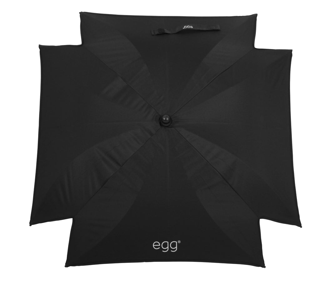 Egg Parasol - Black - Beautiful Bambino